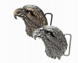 Wholesale Men's American Bald Eagle Head Western USA Country Pride Belt Buckle 1628