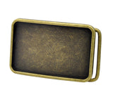 Wholesale Custom Blank Small Rectangle BELT BUCKLE 1162