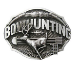 Wholesale Bow hunting Belt Buckle 1474