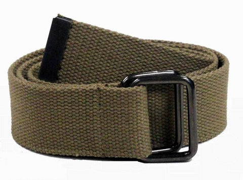 Wholesale Military Web D Ring Belt 38mm Wide 4039KH