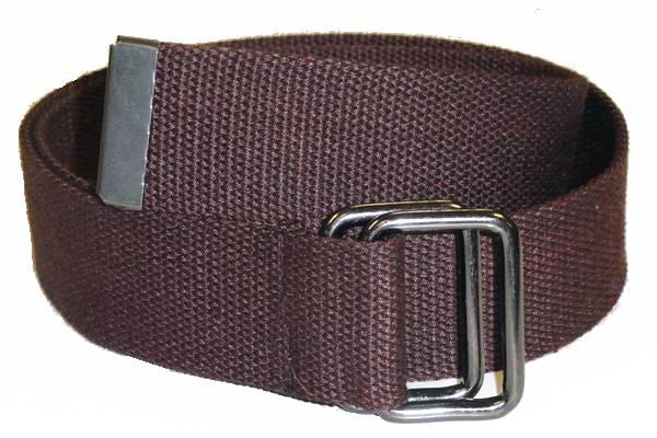Wholesale Military Web D Ring Belt 38mm Wide 4039BN