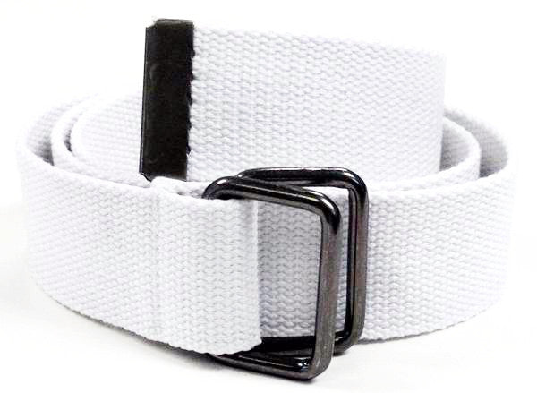 Wholesale Military Web D Ring Belt 38mm Wide 4039WH