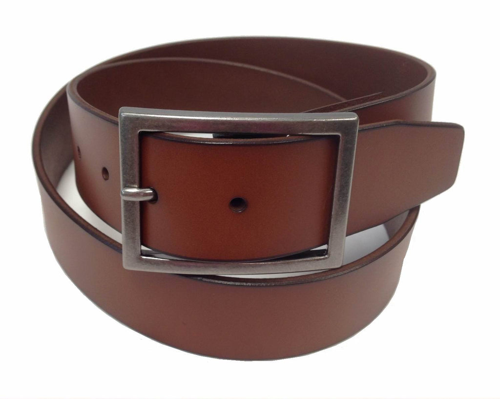 Wholesale Mens Italian Genuine Leather Belt Champagne Color BS40-009TN