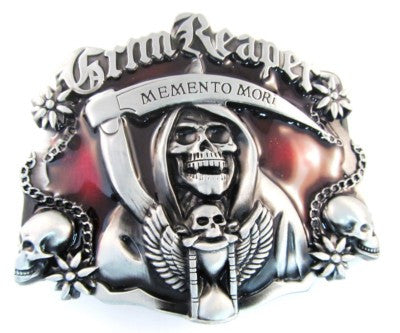 Wholesale Grim Reaper Sons of Anarchy Belt Buckle 1004