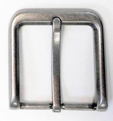 Chrome Matt Polished Wholesale Pin Belt Buckles 12 pcs BU3123