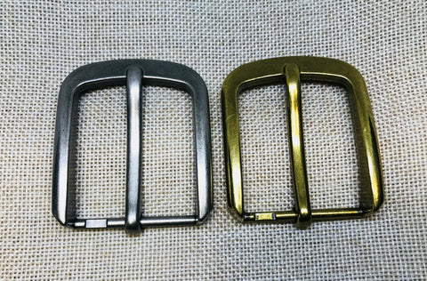 pin buckle for belt strap