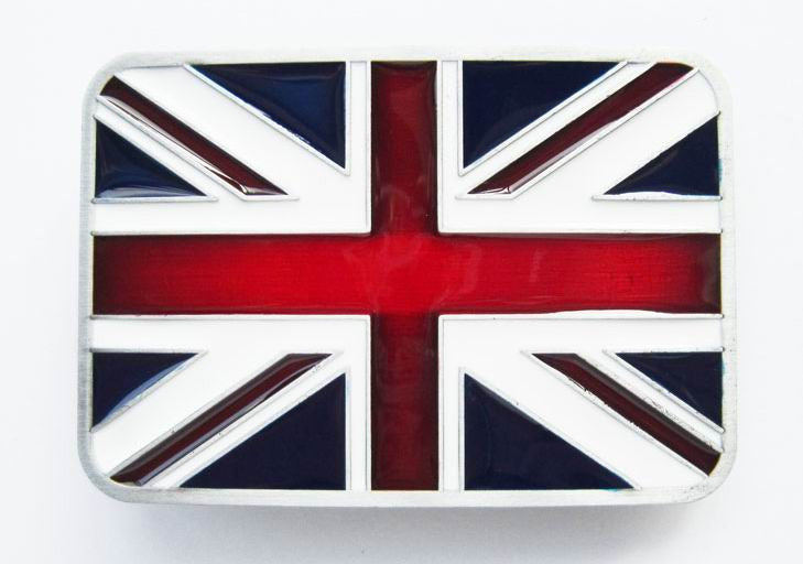 UK Union Jack Belt Buckle Wholesale 1662