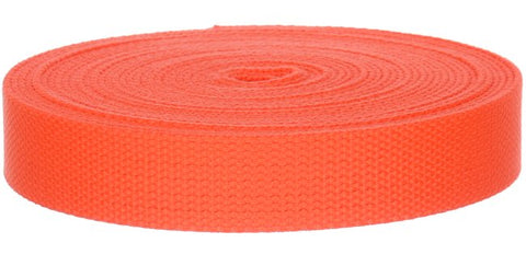 10 Yards Acralic Canvas Webbing - 1.25""