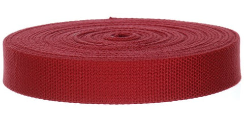 "10 Yards 1.25"" Cotton Canvas Web Supply"