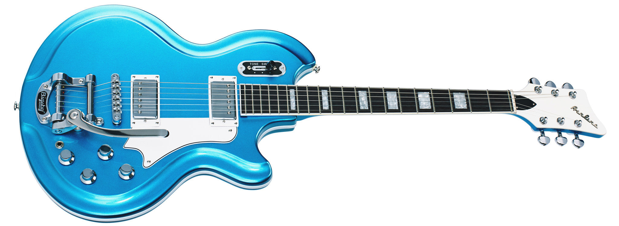 Airline 59 Coronado in Metallic Blue
