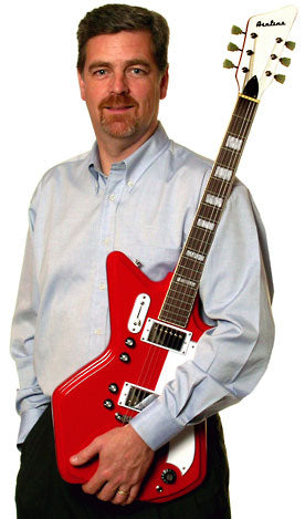 Airline Guitars - Mike Robinson