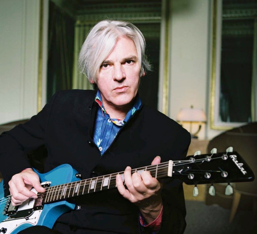 Robyn Hitchcock and his Airline Twin Tone