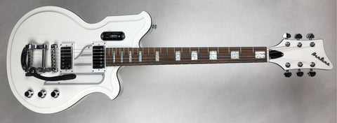 B-STOCK - Airline Map DLX - White