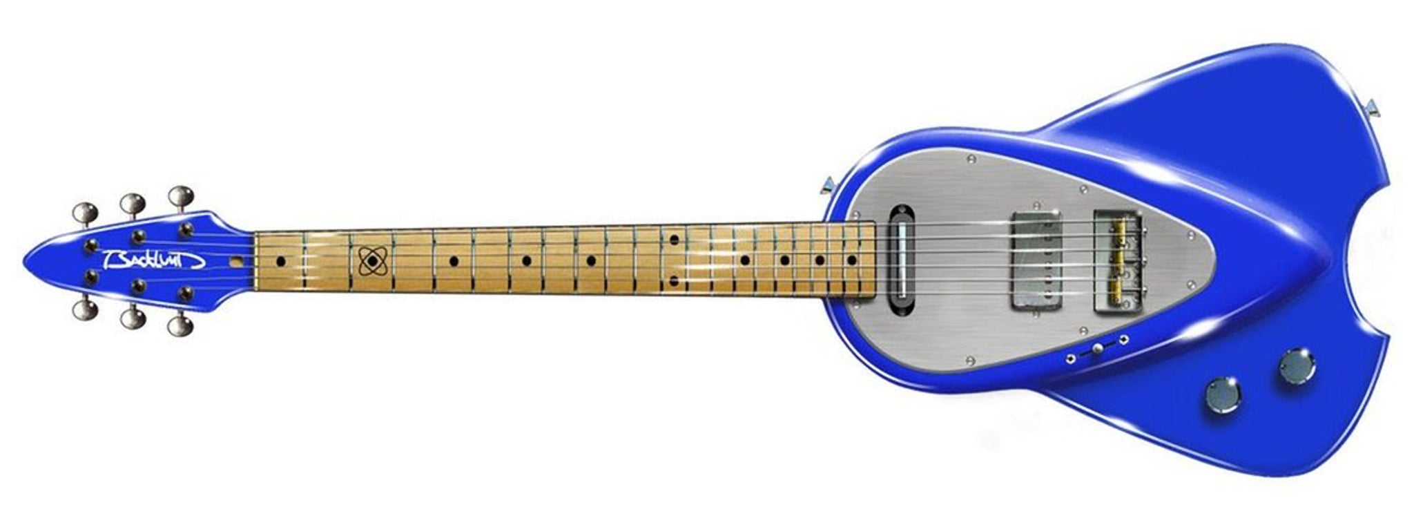 Backlund Marz 6 LH - Metallic Blue