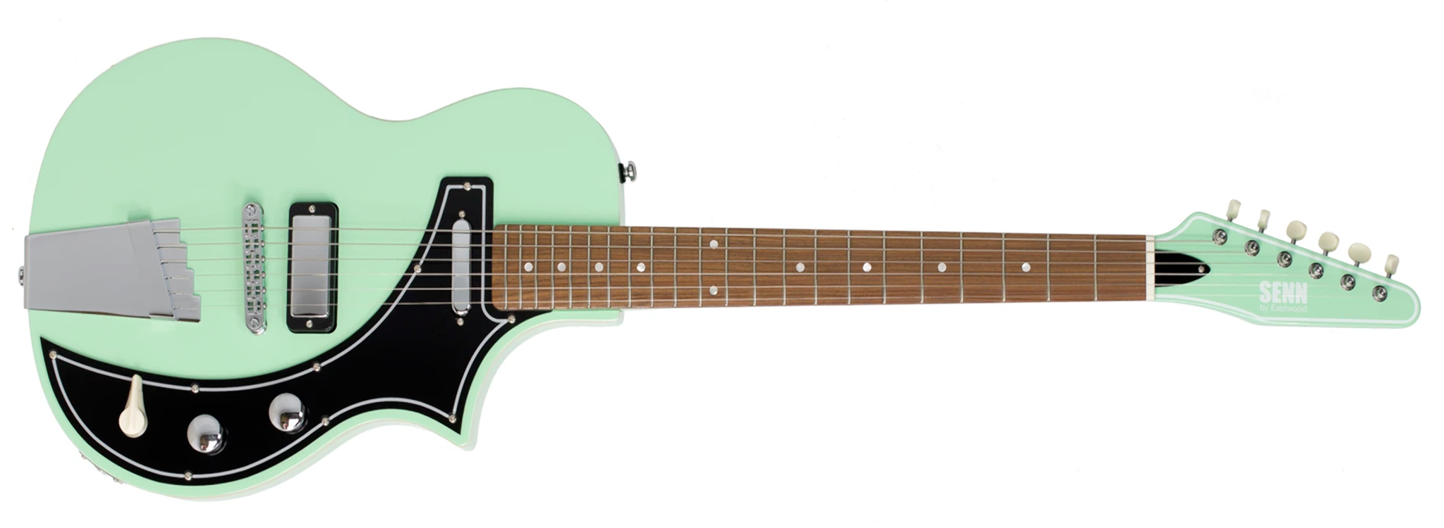 The Continental by Jeff Senn - Surf Green