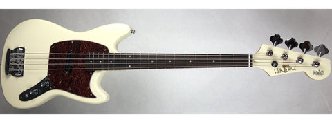 B-STOCK - Eastwood Warren Ellis Bass Guitar
