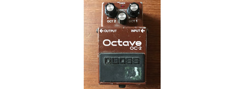 Boss - Octave OC2 - JAPAN