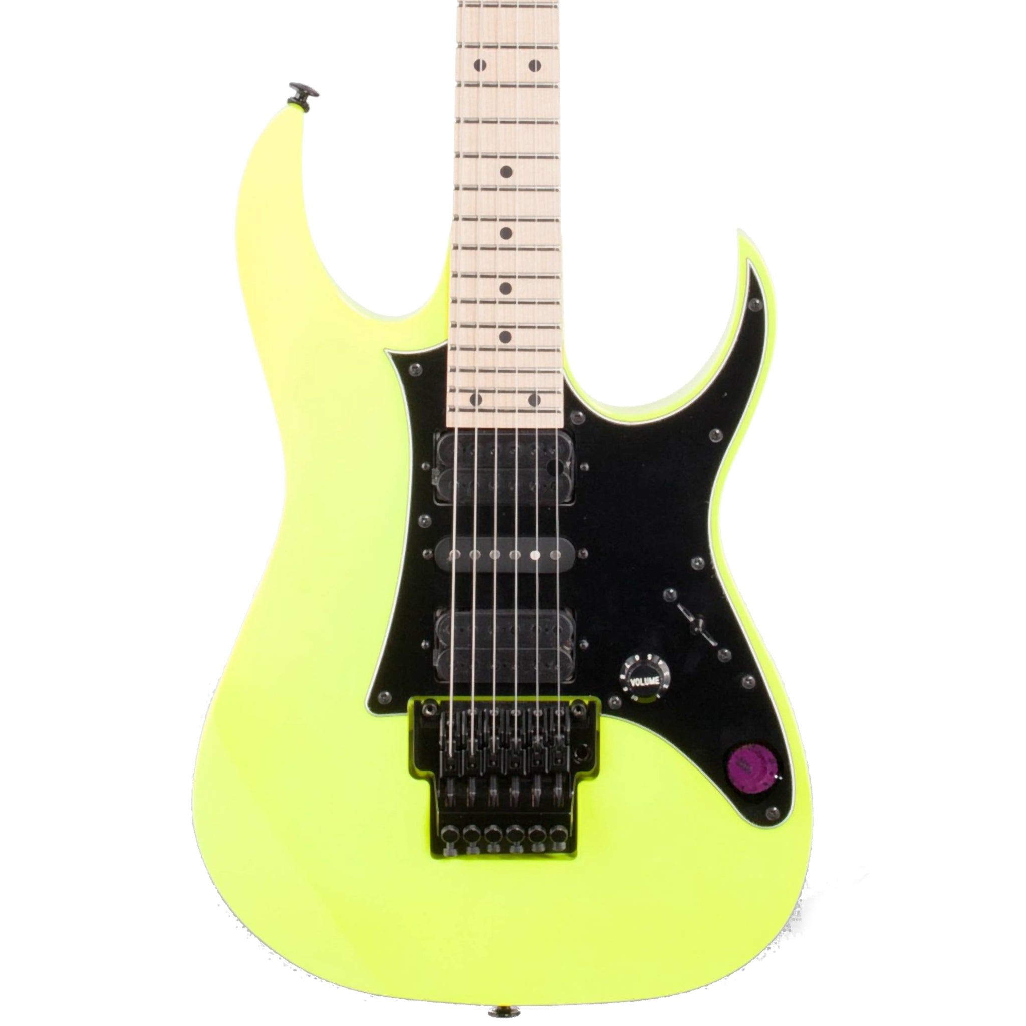 2018 Ibanez RG550 Genesis Collection - Desert Sun Yellow