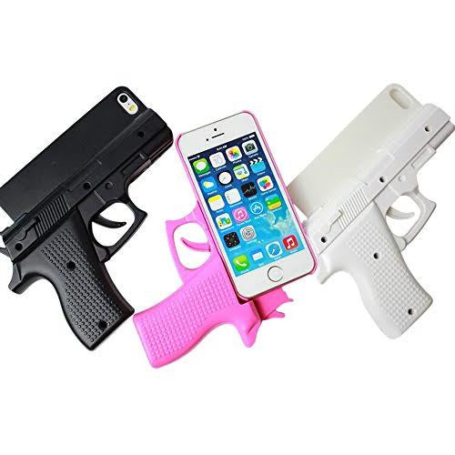 3d Toy gun case-Iphone - The Glitzy Shop