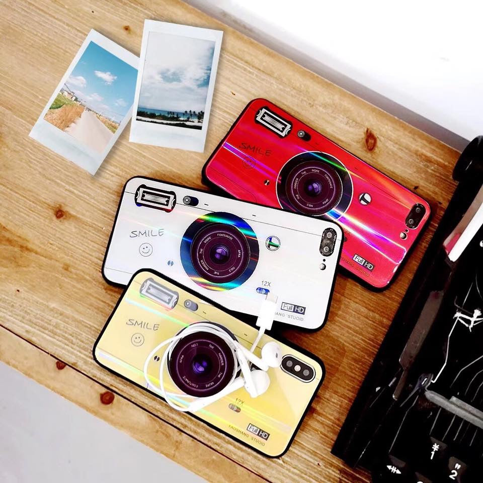 low priced d5a6f 2df75 Camera Phone Case with free holder for IPhone