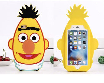 3D Character  Iphone case - The Glitzy Shop
