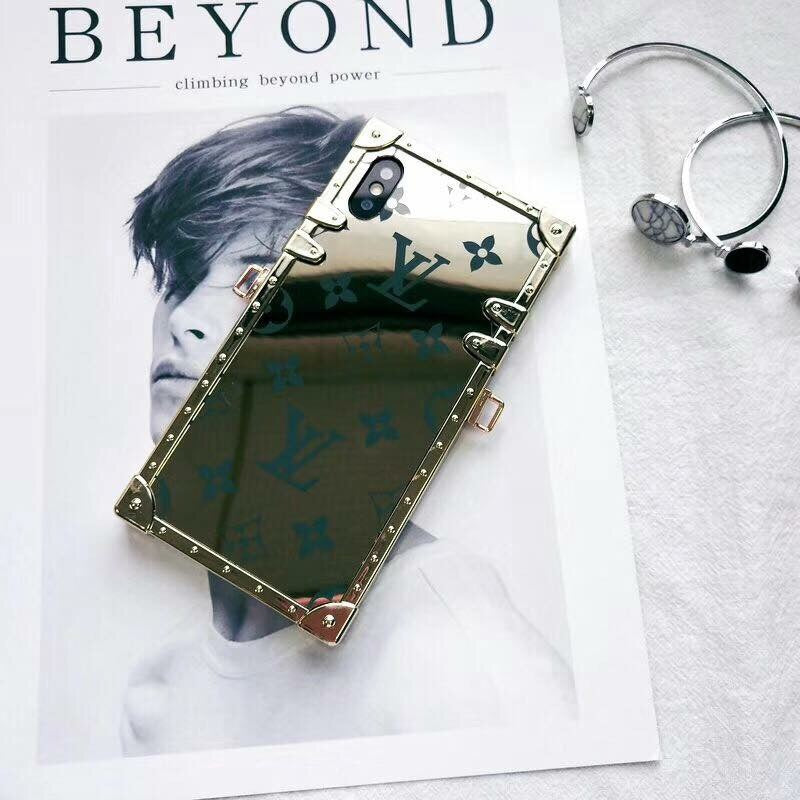 Mirrored TPU Phone Case for Iphone - The Glitzy Shop