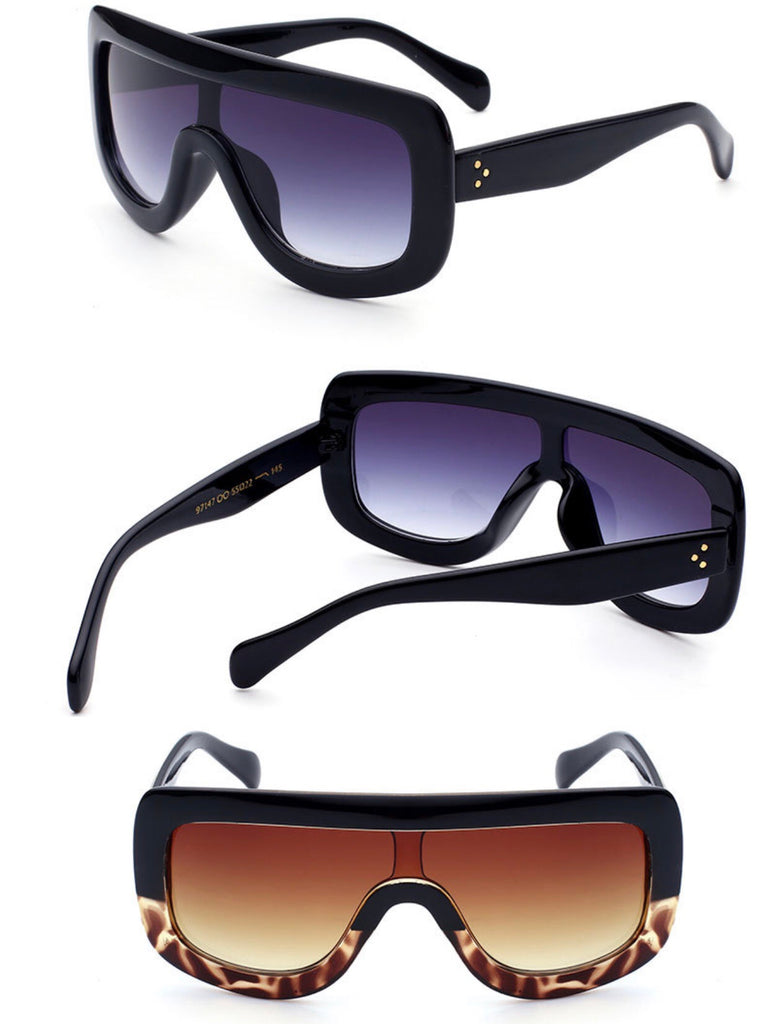 """Tyra"" Sunglasses - The Glitzy Shop"