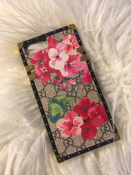 Flower blossom case for Samsung & IPhone - The Glitzy Shop