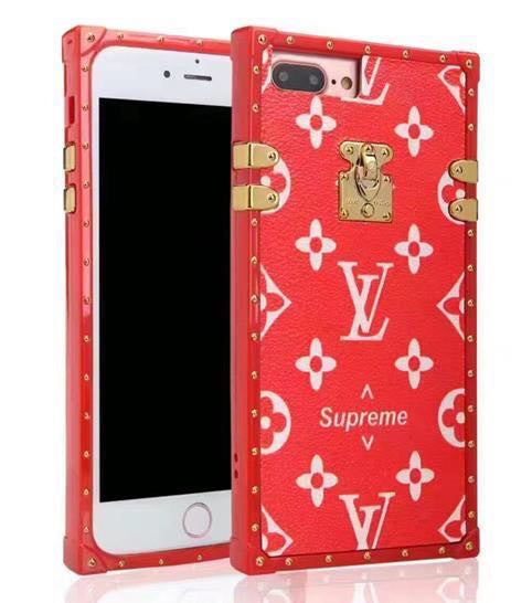 Sup eyetrunk case for Samsung & Iphone-Red - The Glitzy Shop