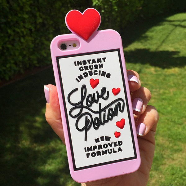 Love potion Iphone case - The Glitzy Shop