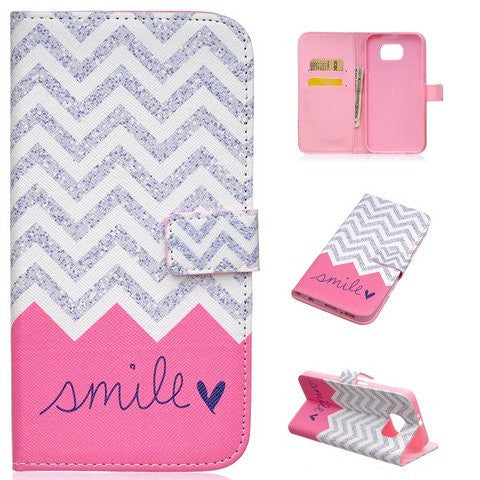 """Smile""phone organizer for Samsung & Iphone - The Glitzy Shop"