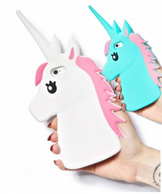 Unicorn Case for Iphone - The Glitzy Shop
