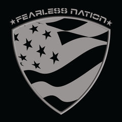 Fearless Nation Shield