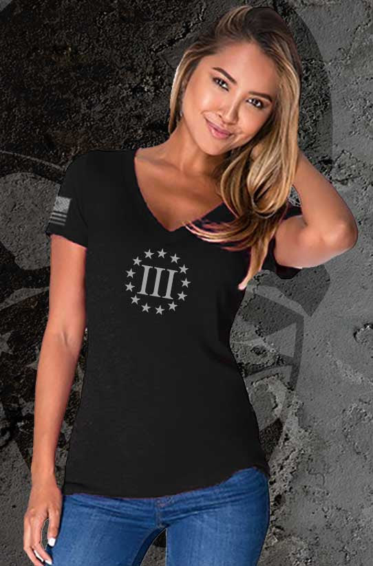 Lady's 3 Percenter Shirt