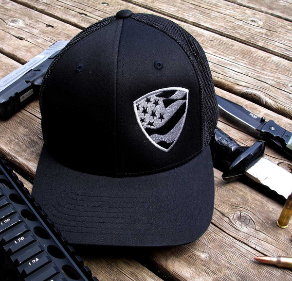 FN Shield Black Cap
