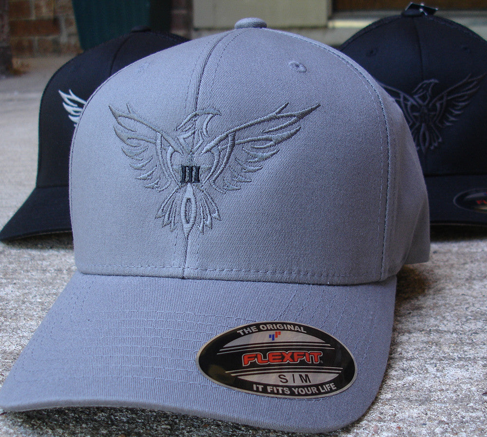 Eagle 3 Percenter Grey Ghost
