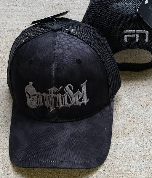 Kryptek Tactical Nfidel Cap (Bearded Nfidel)