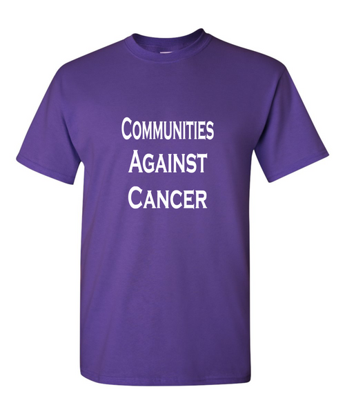2nd Order- Communities Against Cancer