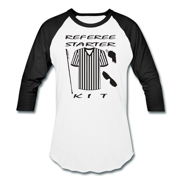 Referee Starter Kit - white/black