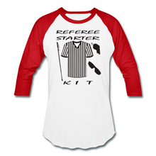 Referee Starter Kit - white/red