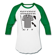 Referee Starter Kit - white/kelly green