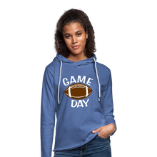 Game Day-Football - heather Blue
