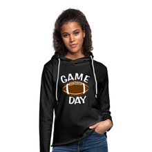Game Day-Football - charcoal gray