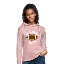 Game Day-Football - cream heather pink