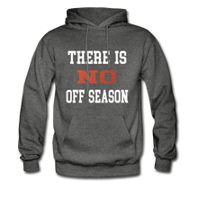 No Off Season-Basketball - charcoal gray