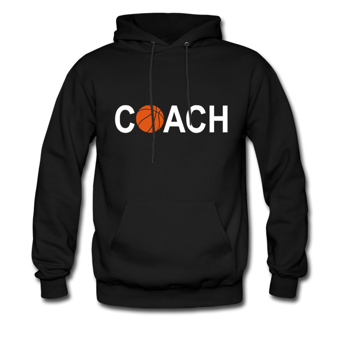 BASKETBALL COACH - black