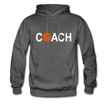 BASKETBALL COACH - charcoal gray