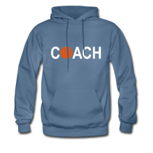 BASKETBALL COACH - denim blue