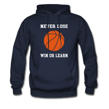 NEVER LOSE-WIN OR LEARN - navy