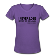 Never Lose-Mandela - purple